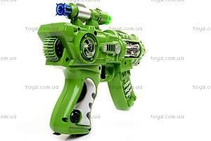 Детский пистолет «Бен 10», 2268B, фото