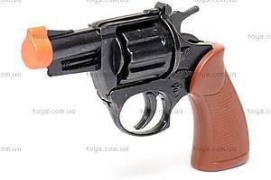 Детский пистолет для пистонов, с цилиндром, 2095BC