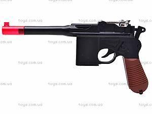 Пистолет-трещотка «Маузер», 1949