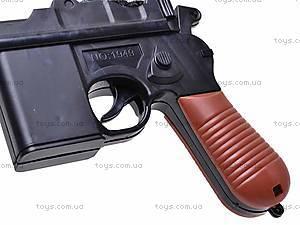 Пистолет-трещотка «Маузер», 1949, фото