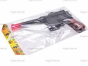 Пистолет-трещотка «Маузер», 1949, игрушки