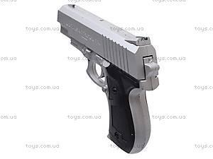 Детский пистолет на пульках, P205 (800192), цена