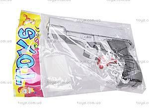 Детский пистолет на пульках, P205 (800192)