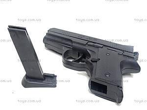 Детский пистолет на пулях, CZ2075E, фото