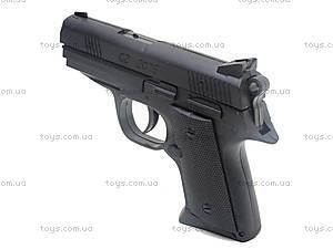 Детский пистолет на пулях, CZ2075E, отзывы
