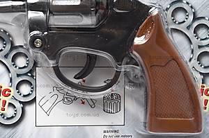 Детский пистолет под пистоны, 2074M