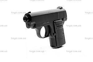 Детский пистолет, под пульки, FS102A1, фото
