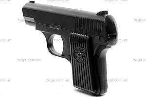 Детский пистолет, пульки, FS101A1, купить