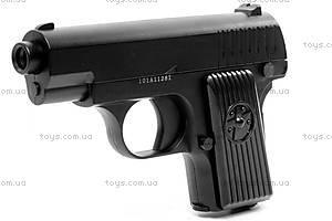 Детский пистолет, пульки, FS101A1, отзывы
