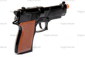 Детский пистолет, с цилиндром, 2080BB, фото
