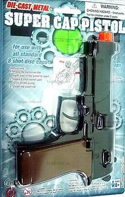 Детский пистолет, с цилиндром, 2080BB, купить