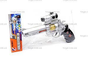 Детский пистолет, с искрами, 06917, купить