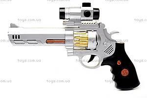 Детский пистолет, с искрами, 06917, фото