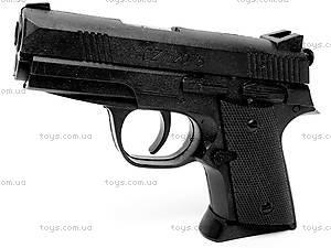 Детский пистолет, с лазером и пульками, CZ2075, купить