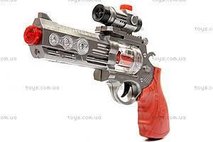 Детский пистолет, с прицелом, 7300, фото