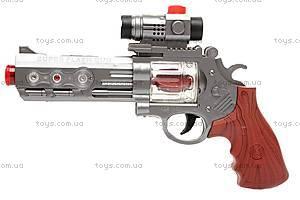Детский пистолет, с прицелом, 7300