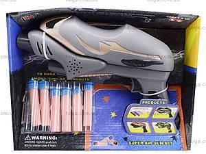 Детский пистолет с присосками, 3003, купить