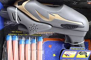 Детский пистолет с присосками, 3003, фото