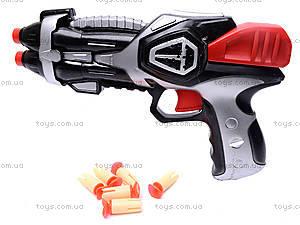 Детский пистолет, с присосками, 3843/3844-1