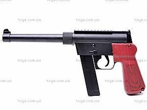 Детский пистолет с пульками, 399