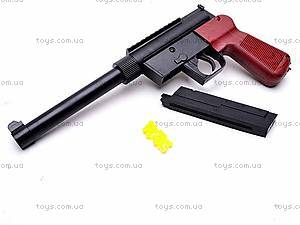 Детский пистолет с пульками, 399, отзывы