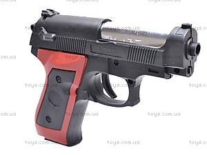 Детский пистолет, с пульками, 238, купить