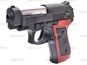 Детский пистолет, с пульками, 238