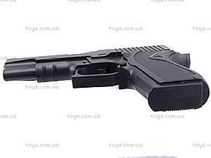 Детский пистолет с пулями, R-823, детские игрушки