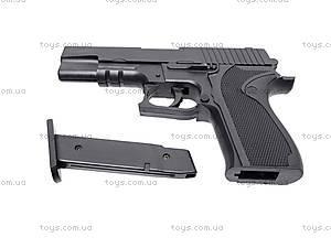 Детский пистолет с пулями, R-823, игрушки