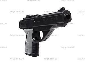 Детский пистолет, с пулями, B-282-3, купить