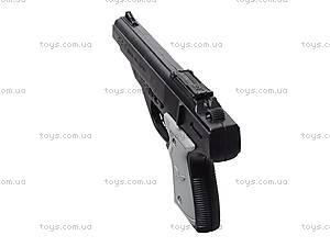 Детский пистолет, с пулями, B-282-3, фото