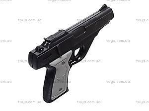 Детский пистолет, с пулями, B-282-3, отзывы