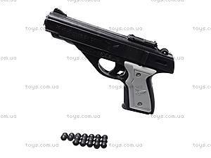Детский пистолет, с пулями, B-282-3, игрушки