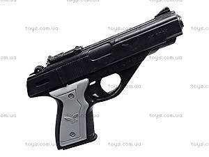 Детский пистолет, с пулями, B-282-3, детские игрушки
