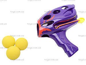 Детский пистолет, с шариками, 0007-1