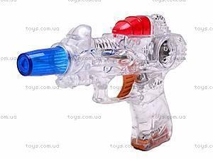 Детский пистолет со звуковыми эффектами, 1086, купить