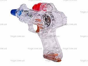 Детский пистолет со звуковыми эффектами, 1086, фото