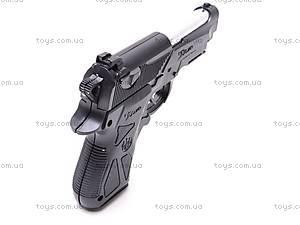 Детский пистолетик с пульками, 738A, купить