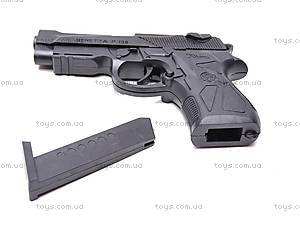 Детский пистолетик с пульками, 738A, цена
