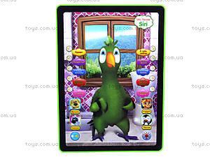 Детский планшет «Попугай Кеша», DB6883K2, игрушки