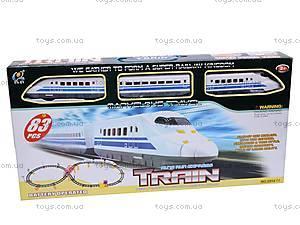 Детский поезд, 2914D-8, магазин игрушек