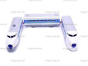 Детский поезд с подсветкой, 2913C-7