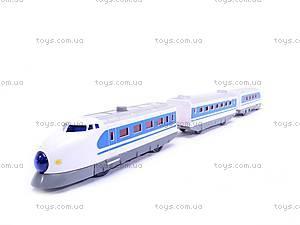 Детский поезд с подсветкой, 2913C-7, купить