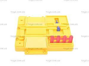 Детский поезд с подсветкой, 2913C-7, toys