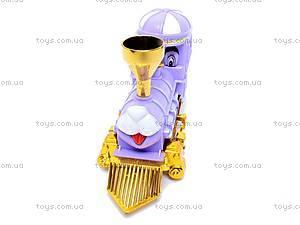 Детский поезд с вагончиками, YY-038, купить