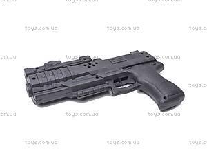 Детский полицейский пистолет, 0609-532A, купить
