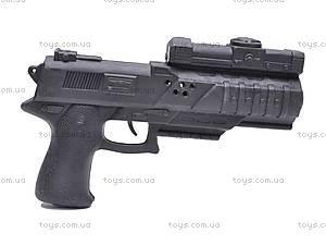 Детский полицейский пистолет, 0609-532A, отзывы