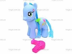 Детский пони с аксессуарами, 6315-8