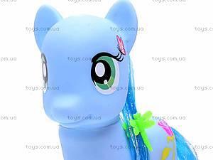 Детский пони с аксессуарами, 6315-8, детские игрушки