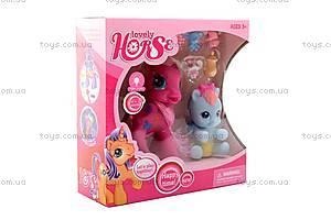Детский пони, с аксессуарами, 1210E, купить